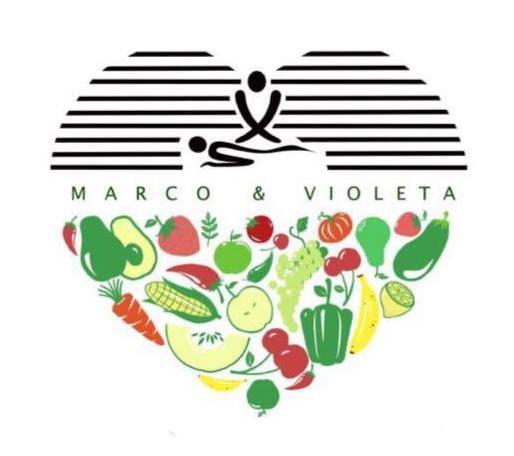 Marco y Violeta - nutricionistas