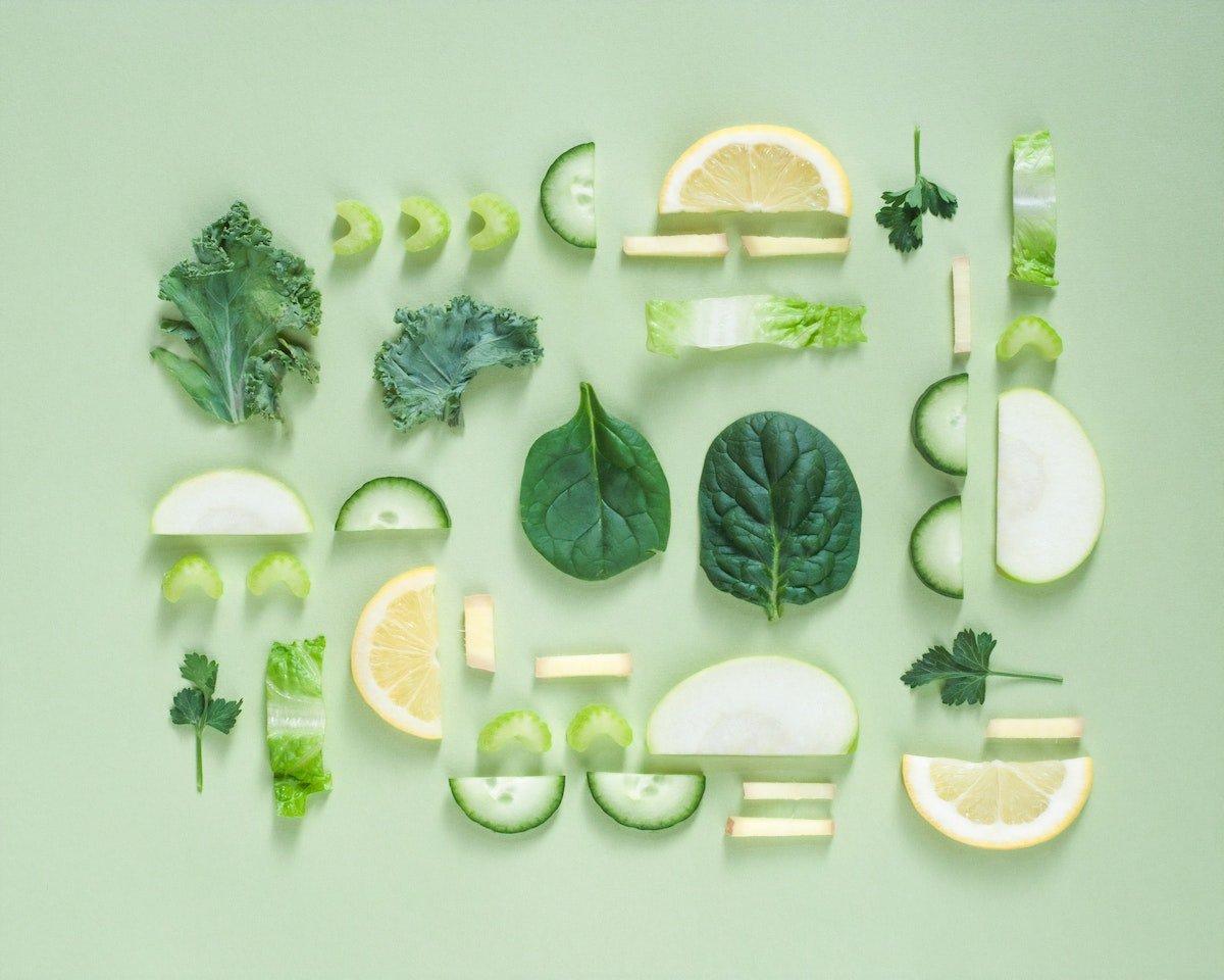 Comer Sano - Verduras