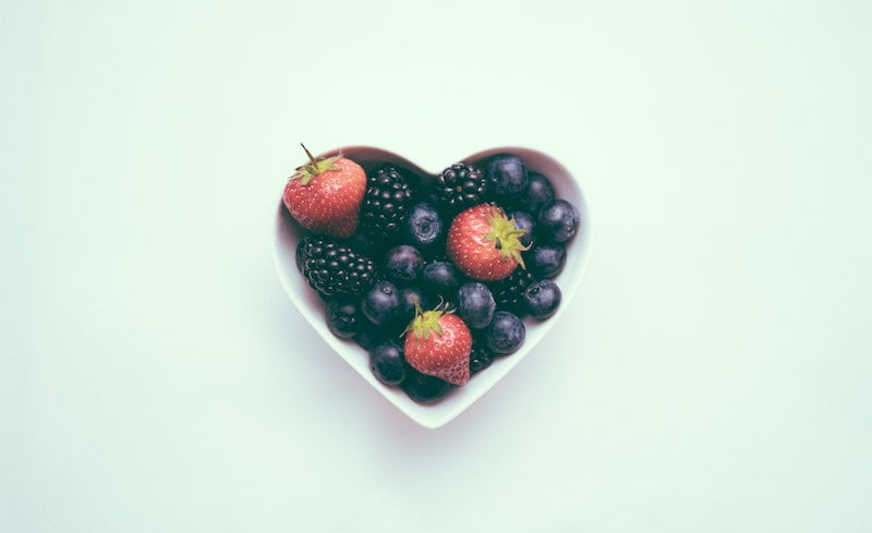 Comida sana y salud