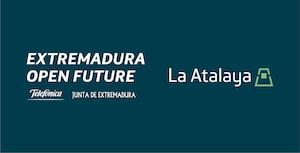 Comersano seleccionada Extremadura Open Future